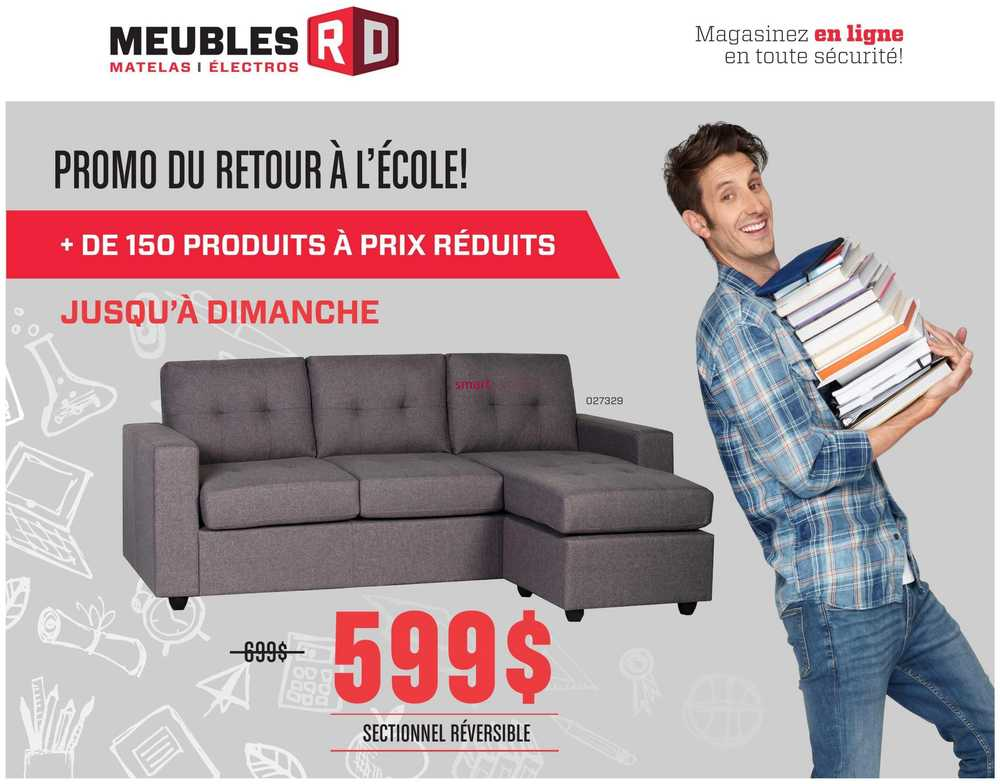 Meubles Rd Flyer August 17 To 23
