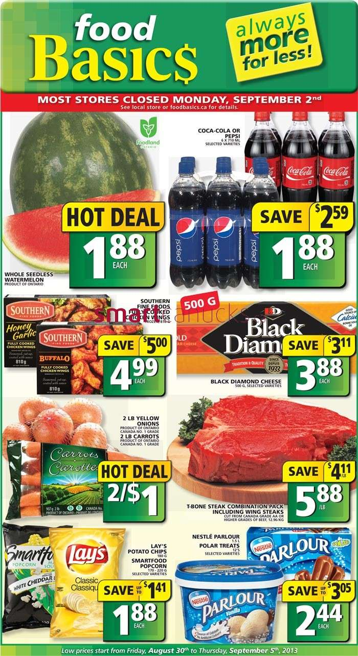 giant food sales flyer