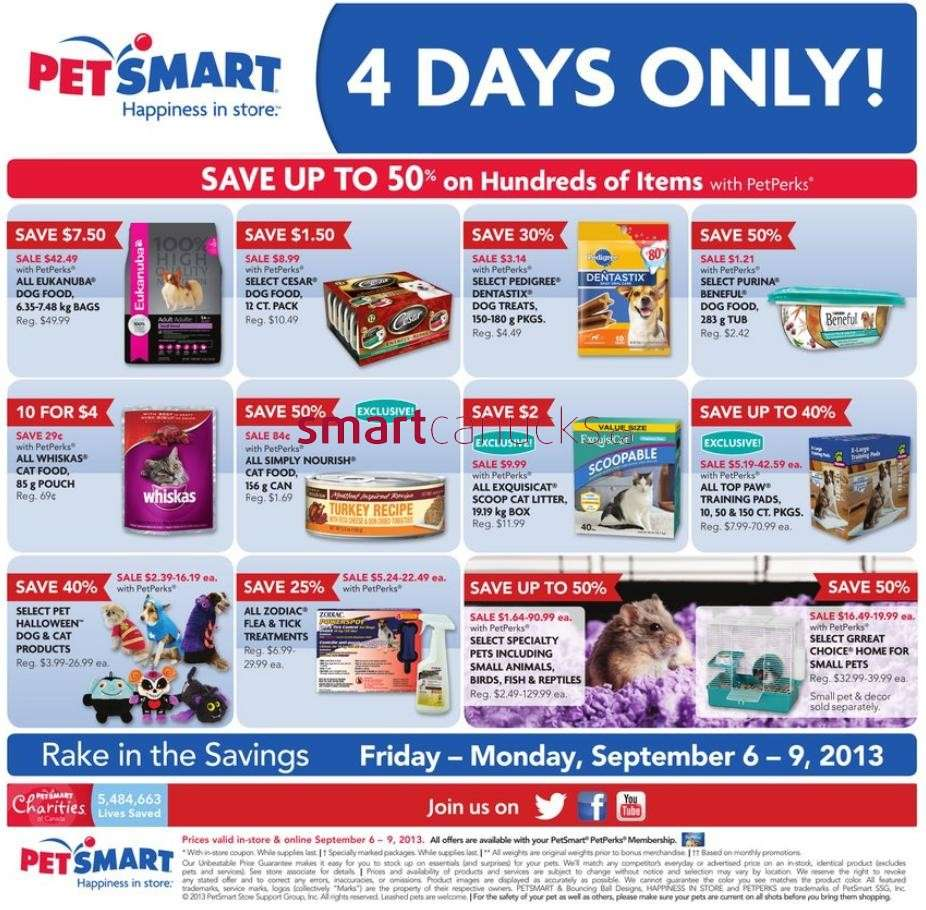 Sniff out more savings with these 9 Petsmart coupons! Shop sale items plus grooming coupons and more in December Let Coupon Sherpa be your guide to discounts!