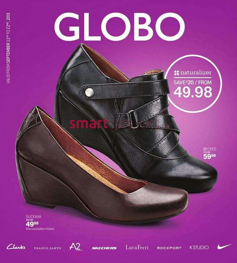 Globo Shoes Canada