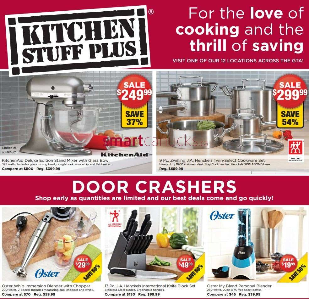 Kitchen And Stuff Plus Warehouse Sale