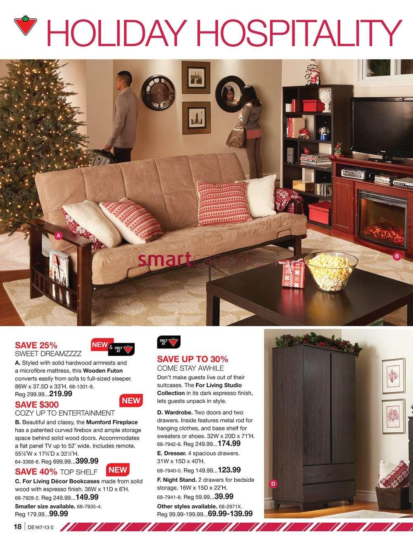 canadian tire christmas catalogue november 15 to december 5