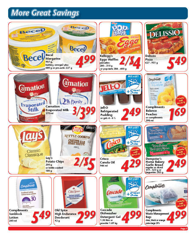Foodland Canada Flyers Smartcanucks Autos Post