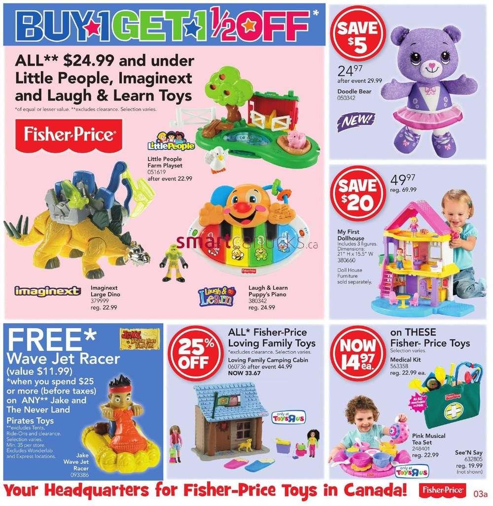 Toys r us coupons nov 2019