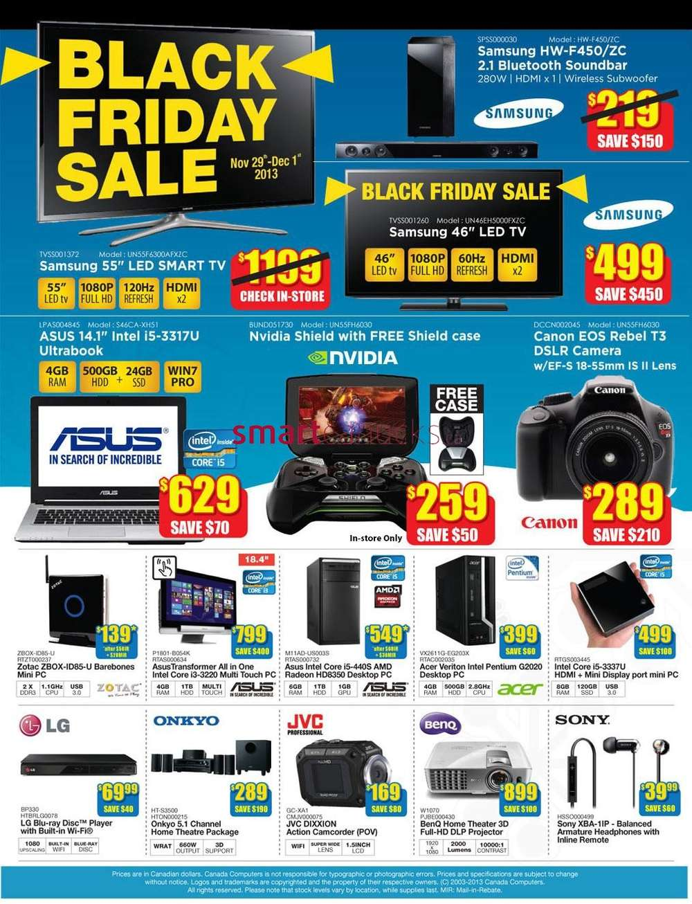 Cyber Monday laptop deal quick links