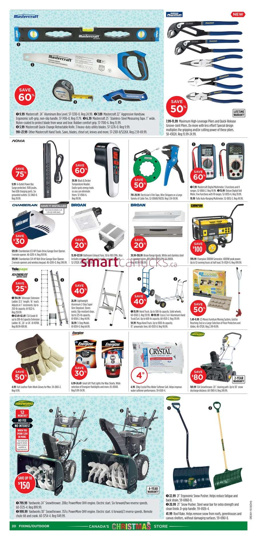 Canadian Tire flyer December 13 to 19