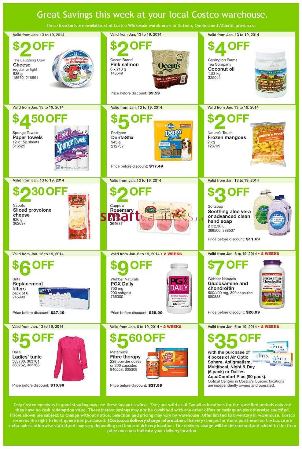Coupons costco quebec