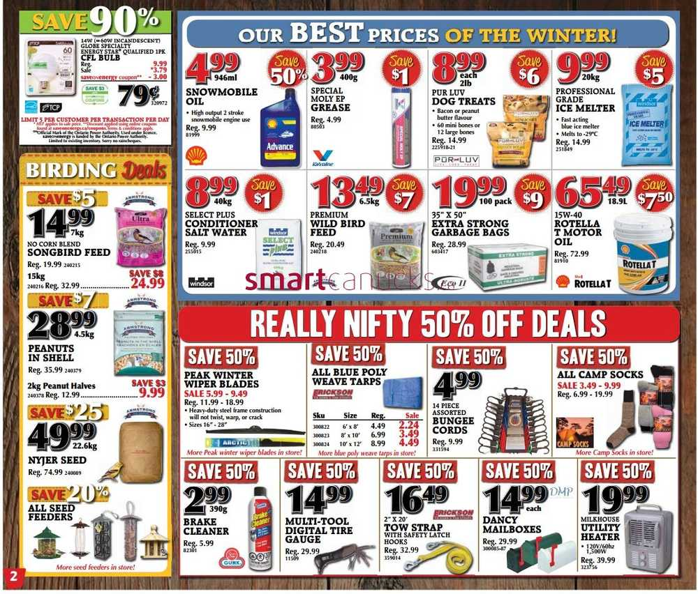 tsc stores flyer january 17 to 23