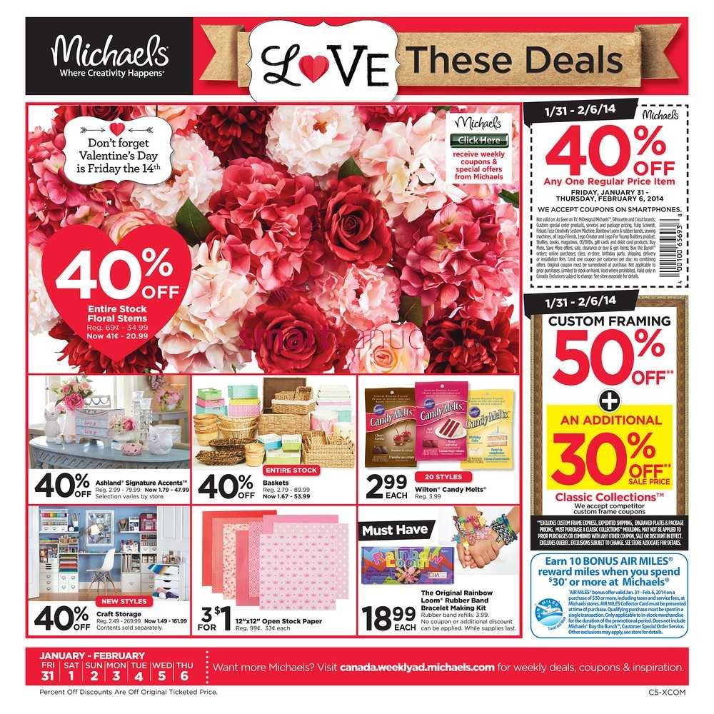 Michaels is a retail craft superstore with more than locations in the United States. The average Michaels store stocks more than 40, craft items including arts, crafts, framing, floral, wall décor, bakeware, beads, scrapbooking and seasonal merchandise for hobbyists and 84%(K).