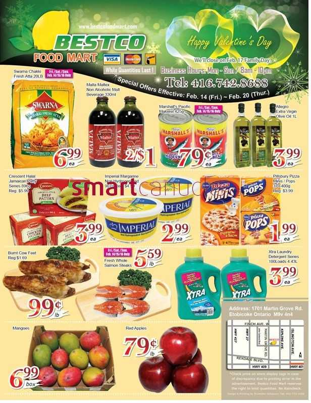 Bestco Food Market Flyer