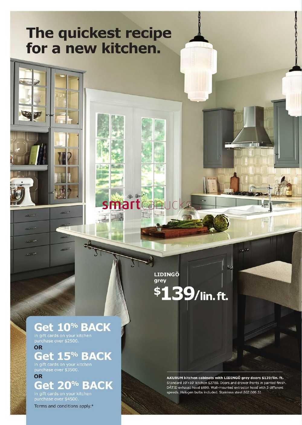 Interior Ikea Kitchen Event ikea kitchen event flyer february 24 to march more flyers