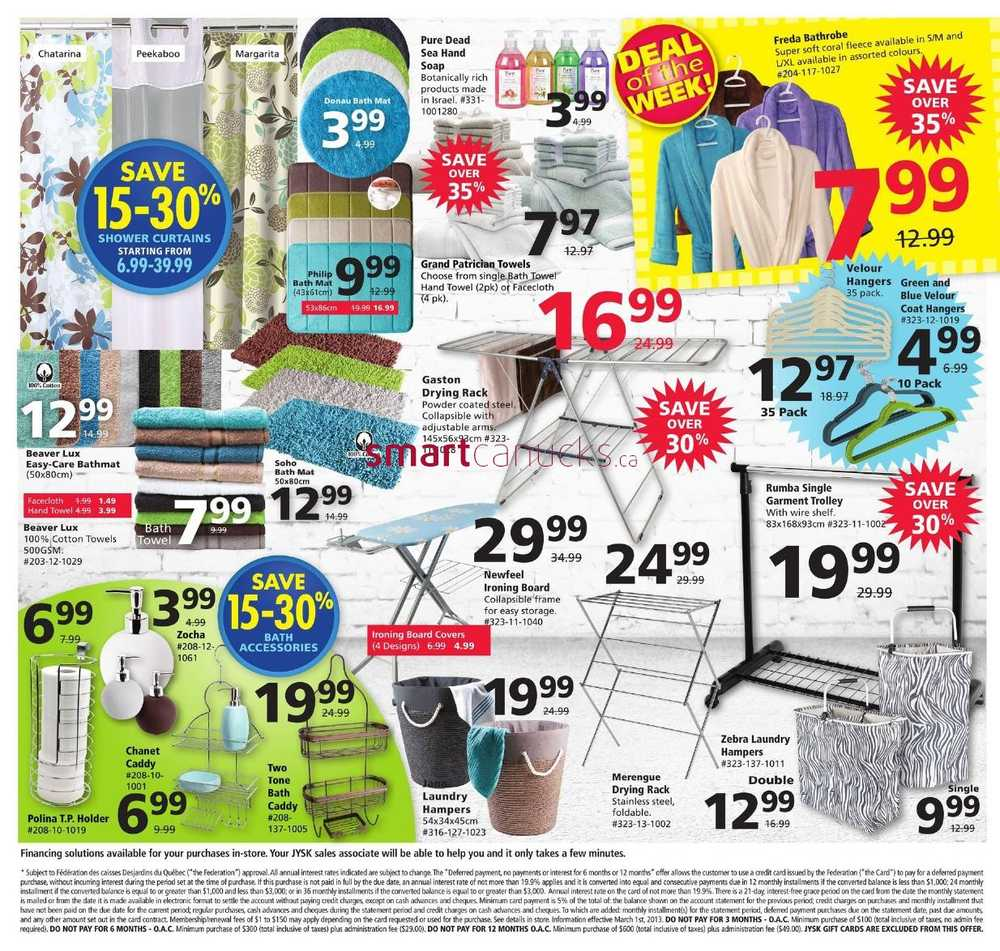 Jysk coupons march 2018