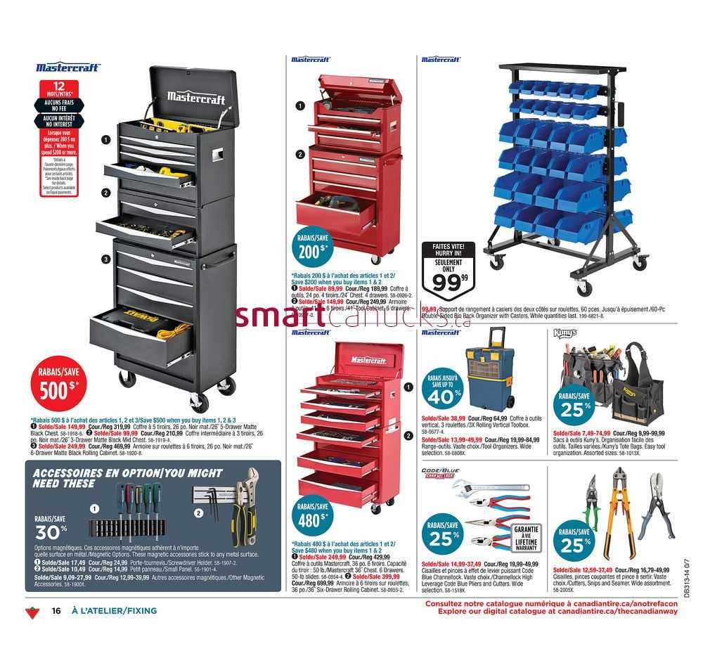 Canadian Tire Quebec Flyer March 21 To 27