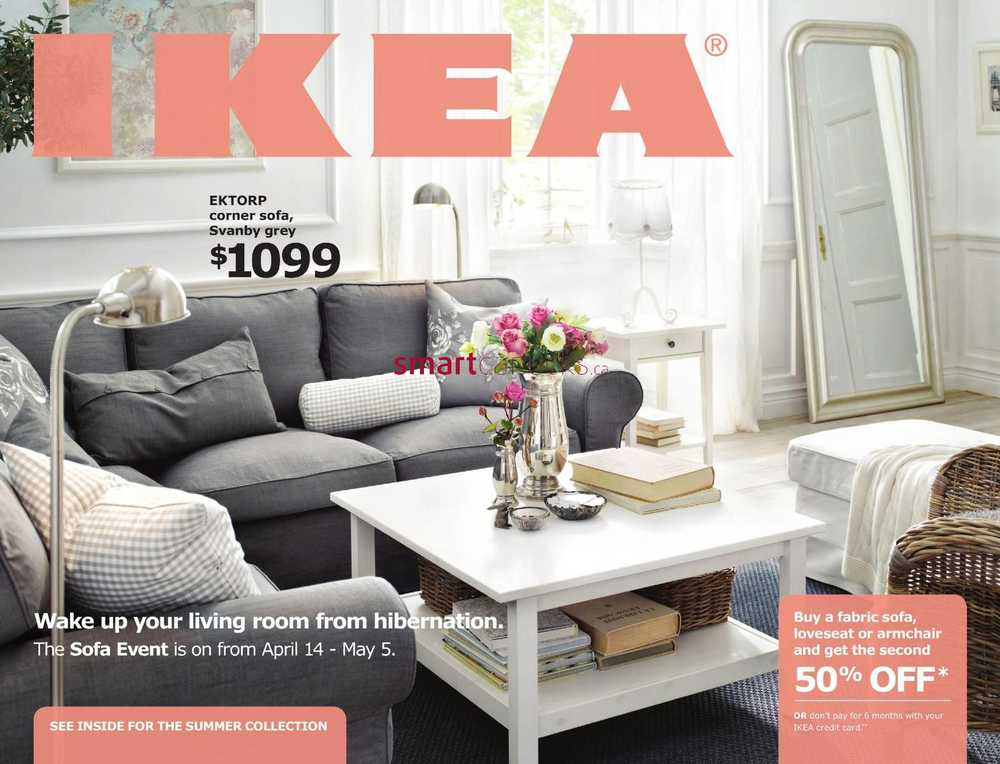 Ikea Flyer April 14 To May 5