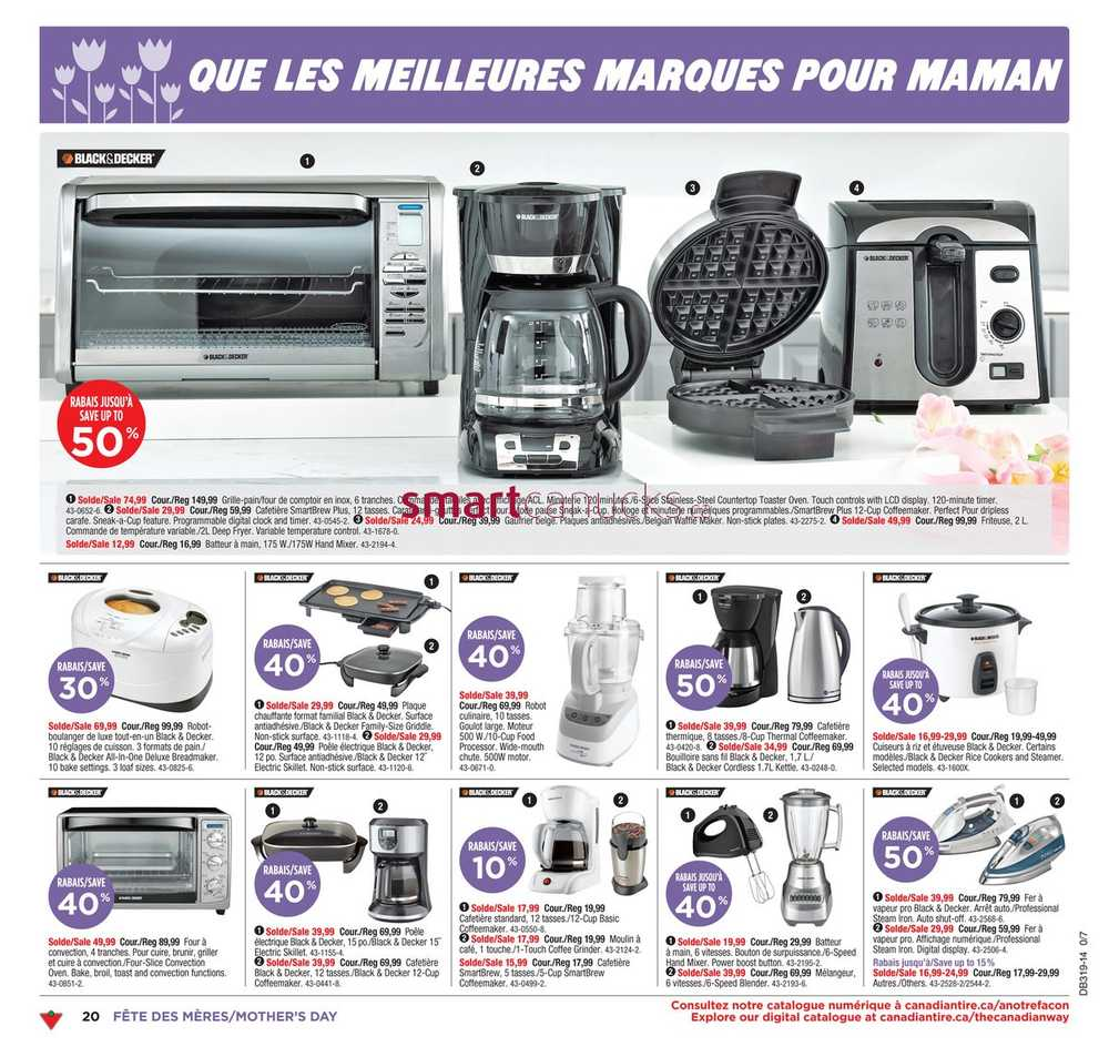 Robinet Salle De Bain Canadian Tire ~ canadian tire qc flyer may 2 to 8