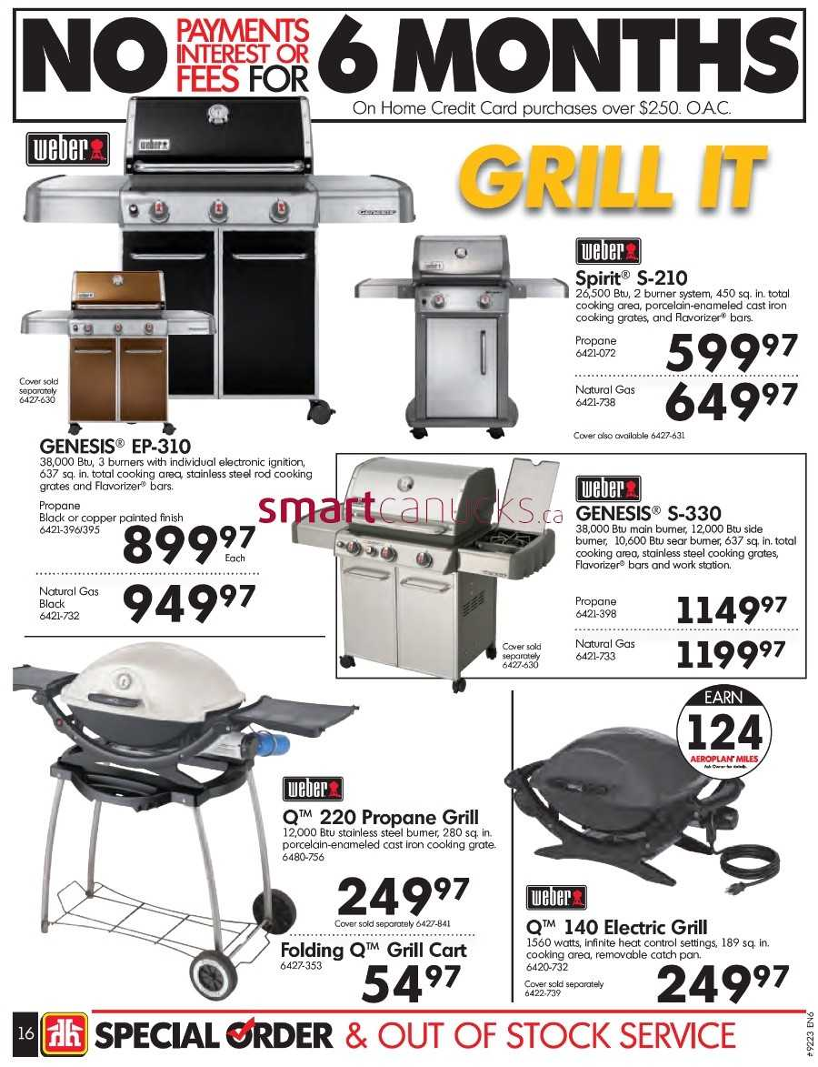 Home Hardware Kitchen Appliances Home Hardware On Flyer April 30 To May 10