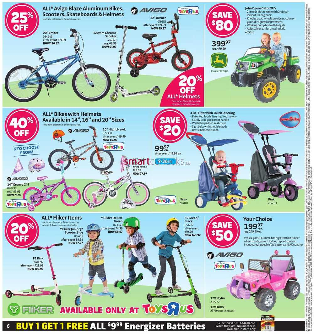 All Toys Toys R Us : Toys r us flyer may to