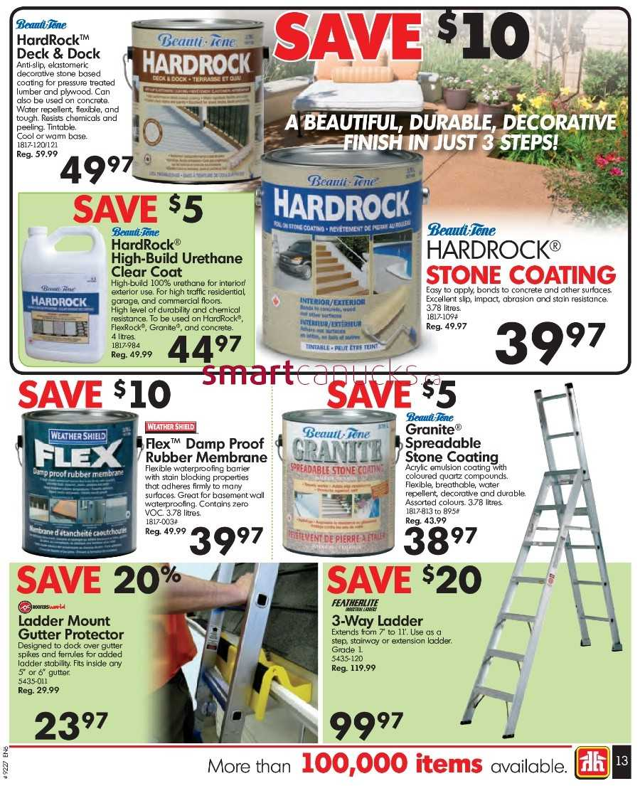 Home Hardware On Flyer May 21 To 31
