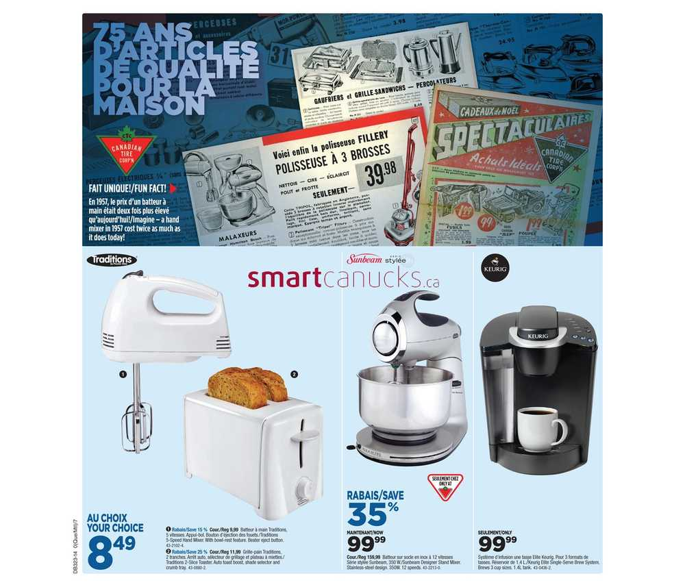 Canadian Tire Qc Flyer May 30 To June 5