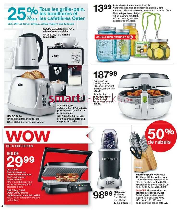Target (QC) flyer May 30 to June 5
