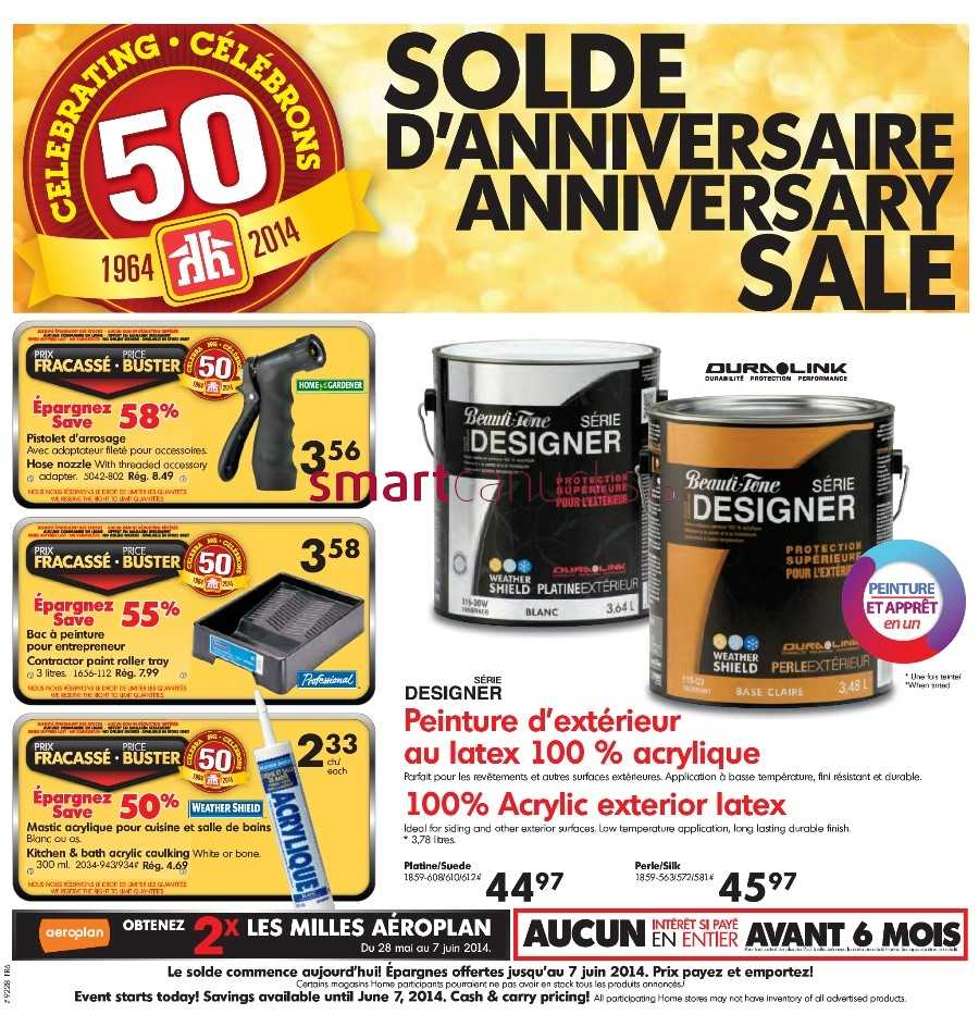Home Hardware Saskatoon Flyer