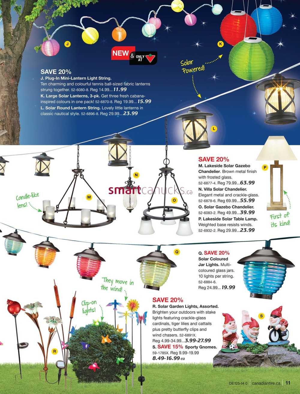 Garden Lights Nautical Solar Stunning Home Design
