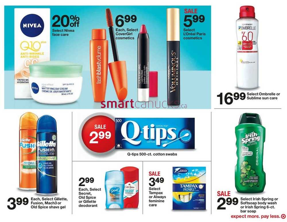 Target sale ad coupons