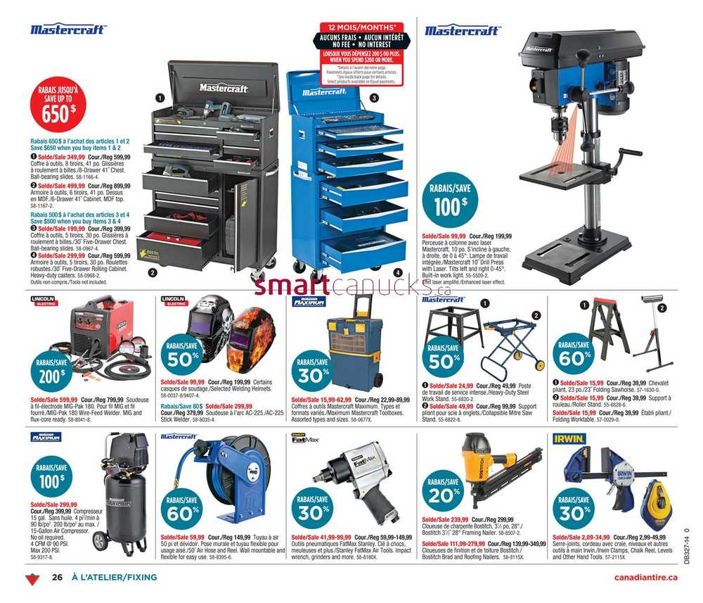 Canadian Tire (QC) flyer June 27 to July 3