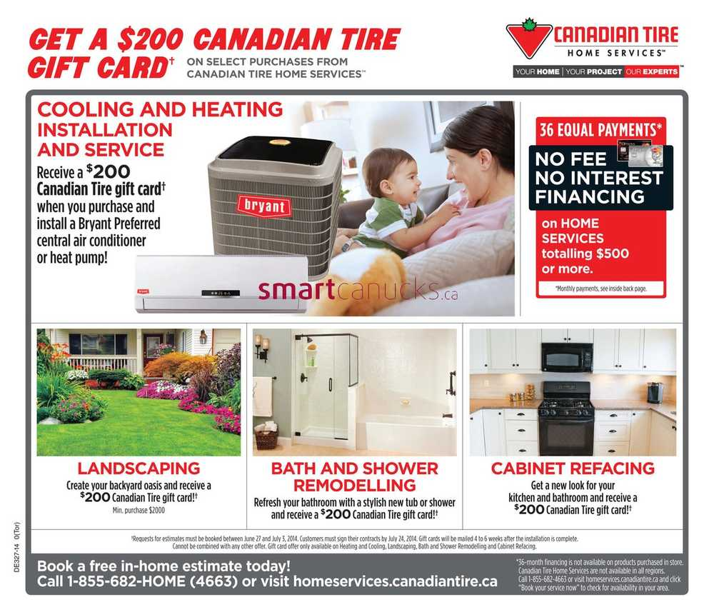 Canadian Tire (ON) flyer June 27 to July 3