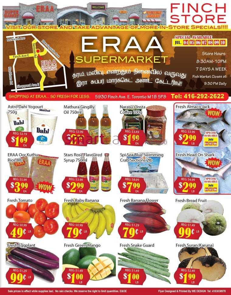 Food Basics Flyer North Bay