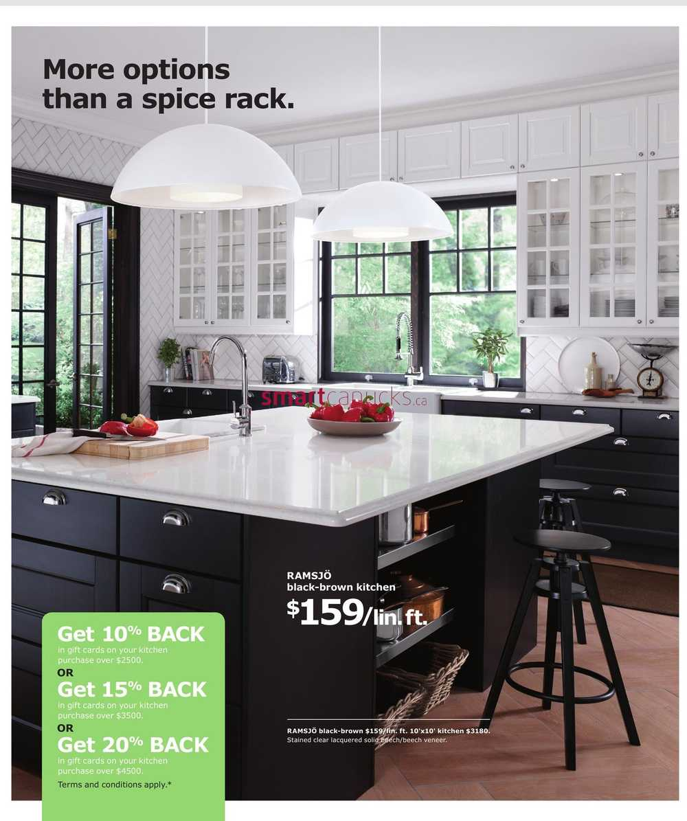 Interior Ikea Kitchen Event ikea kitchen event flyer july 7 to august 11