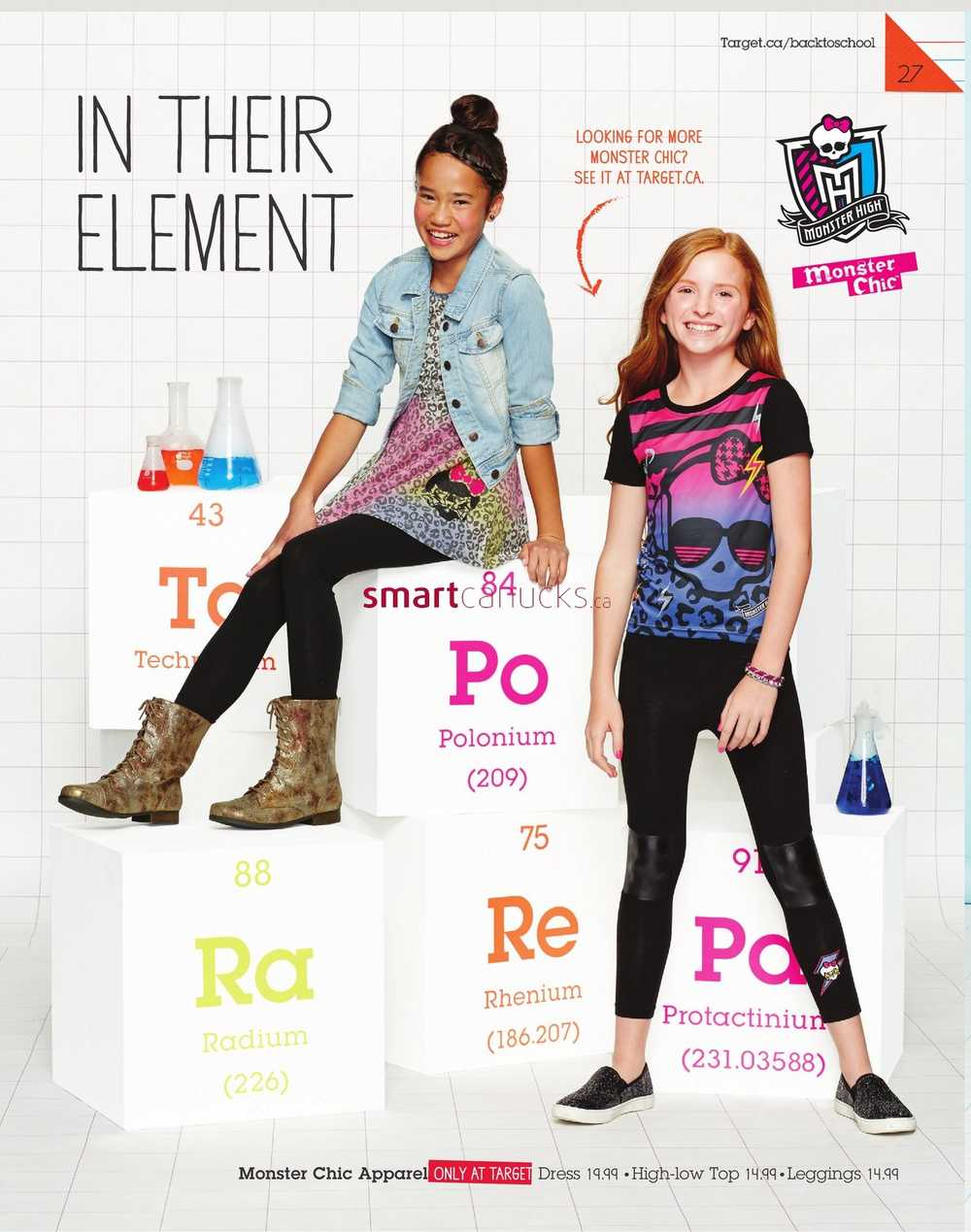 Target Canada Back To School Catalogue July 18 to September 30