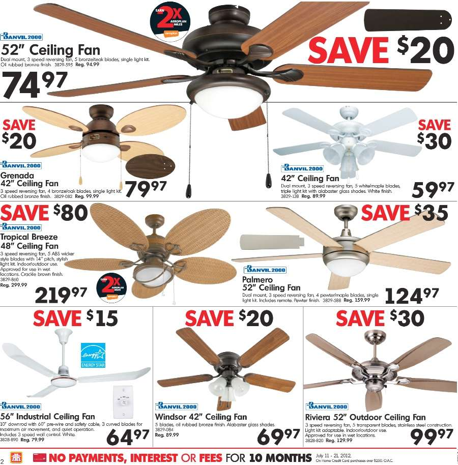 Flyers ceiling fan dolapgnetband flyers ceiling fan home hardware aloadofball Choice Image