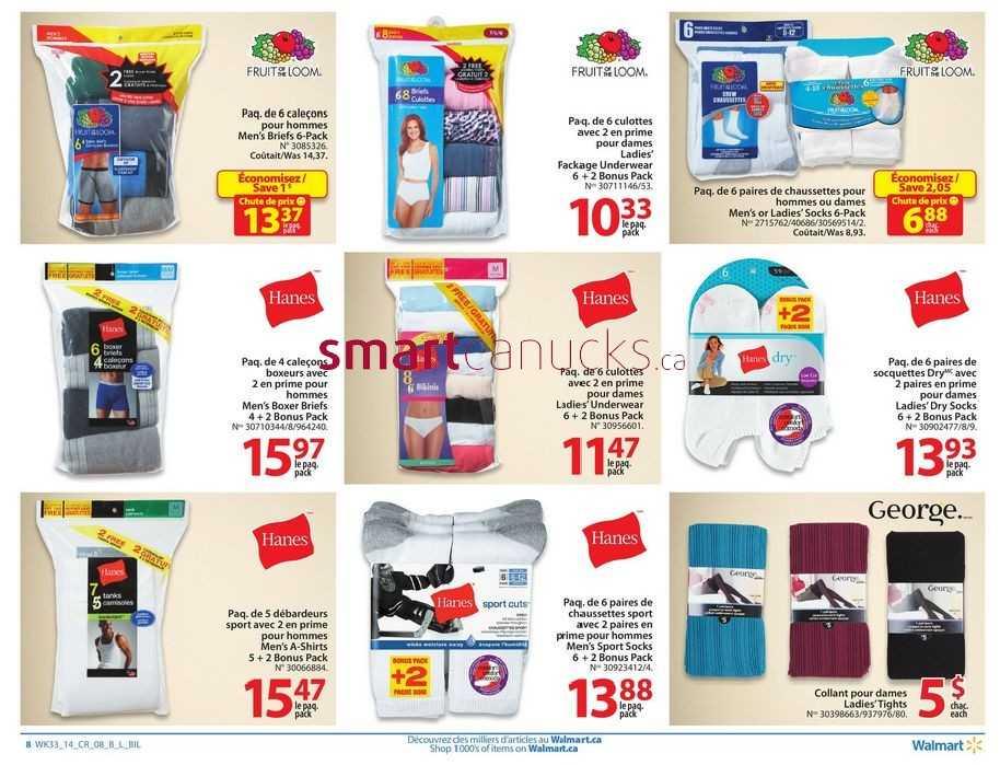 Walmart Qc Flyer September 11 To 17