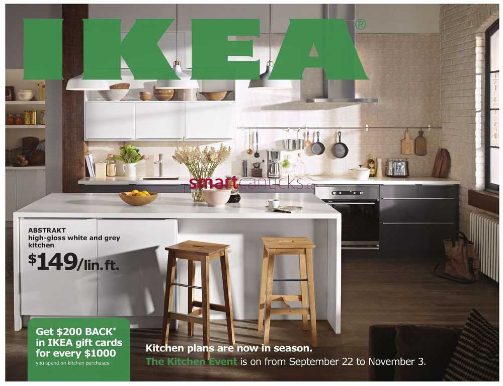 Interior Ikea Kitchen Event ikea kitchen event september 22 to november 3