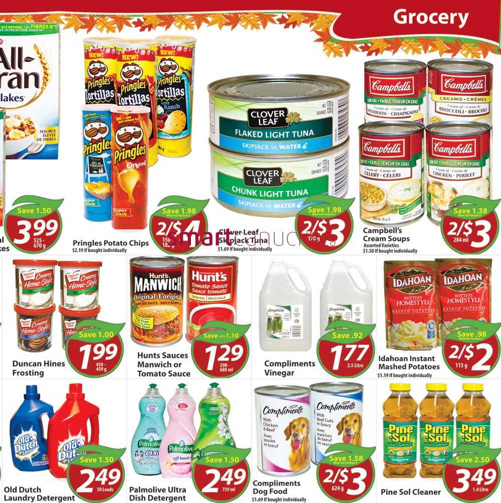 Chesley Grocery Store flyer October 17 to 23Flyers