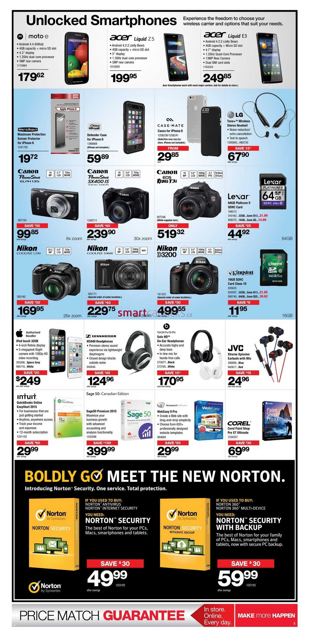 Staples Flyer October 22 To 28