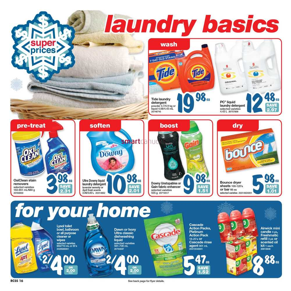 Real Canadian Superstore (ON) flyer October 31 to November 6