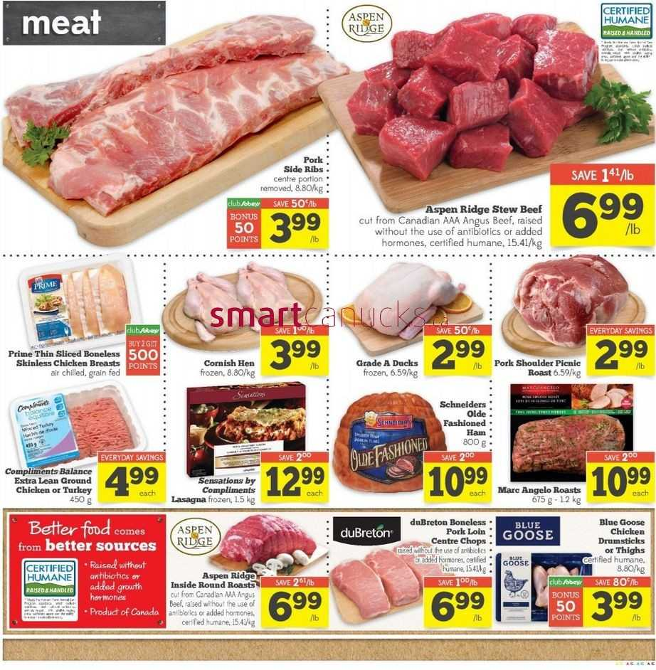 Flyers Specials Saving Weekly Grocery Store Ads Flyer Ads | Lobster House