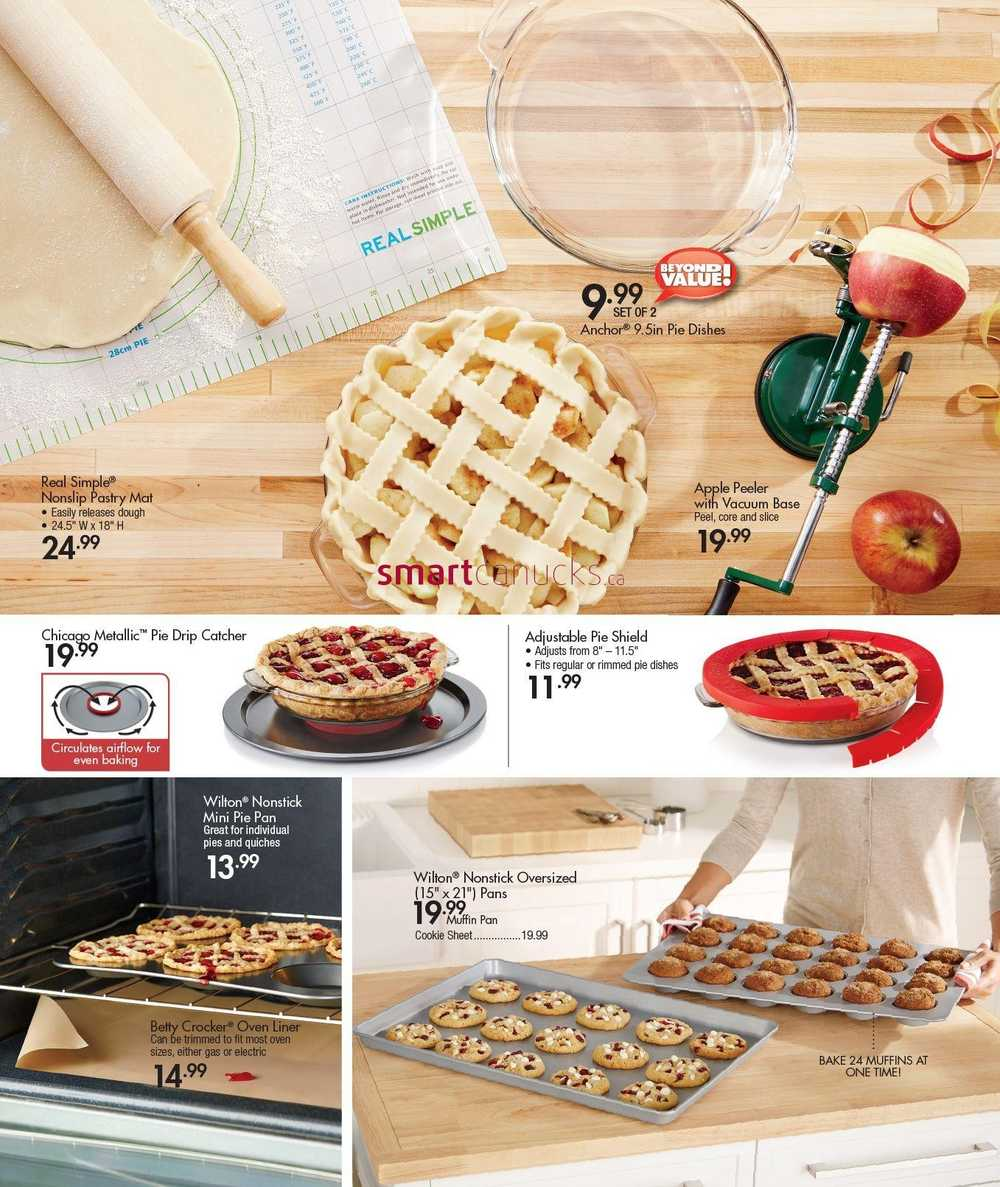 Bed Bath And Beyond Weekly Flyer Canada