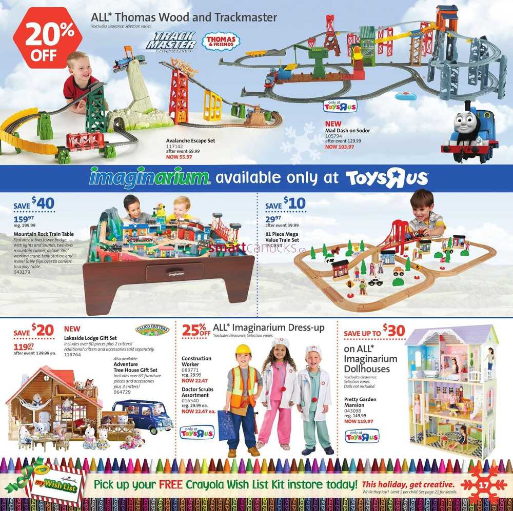 Toys r us big book coupon 2018
