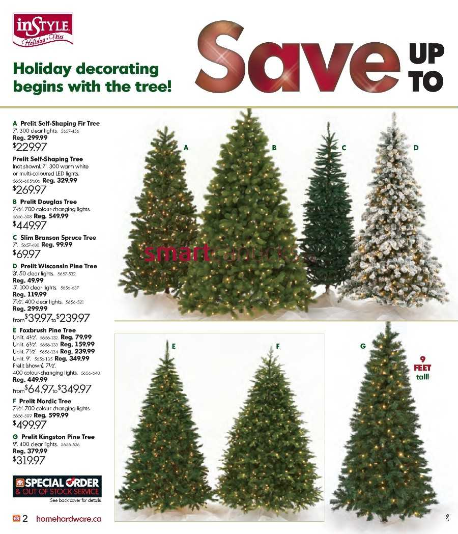Home Hardware Christmas Decorations Part - 42: Home Hardware Gift Catalogue October 28 To December 13.