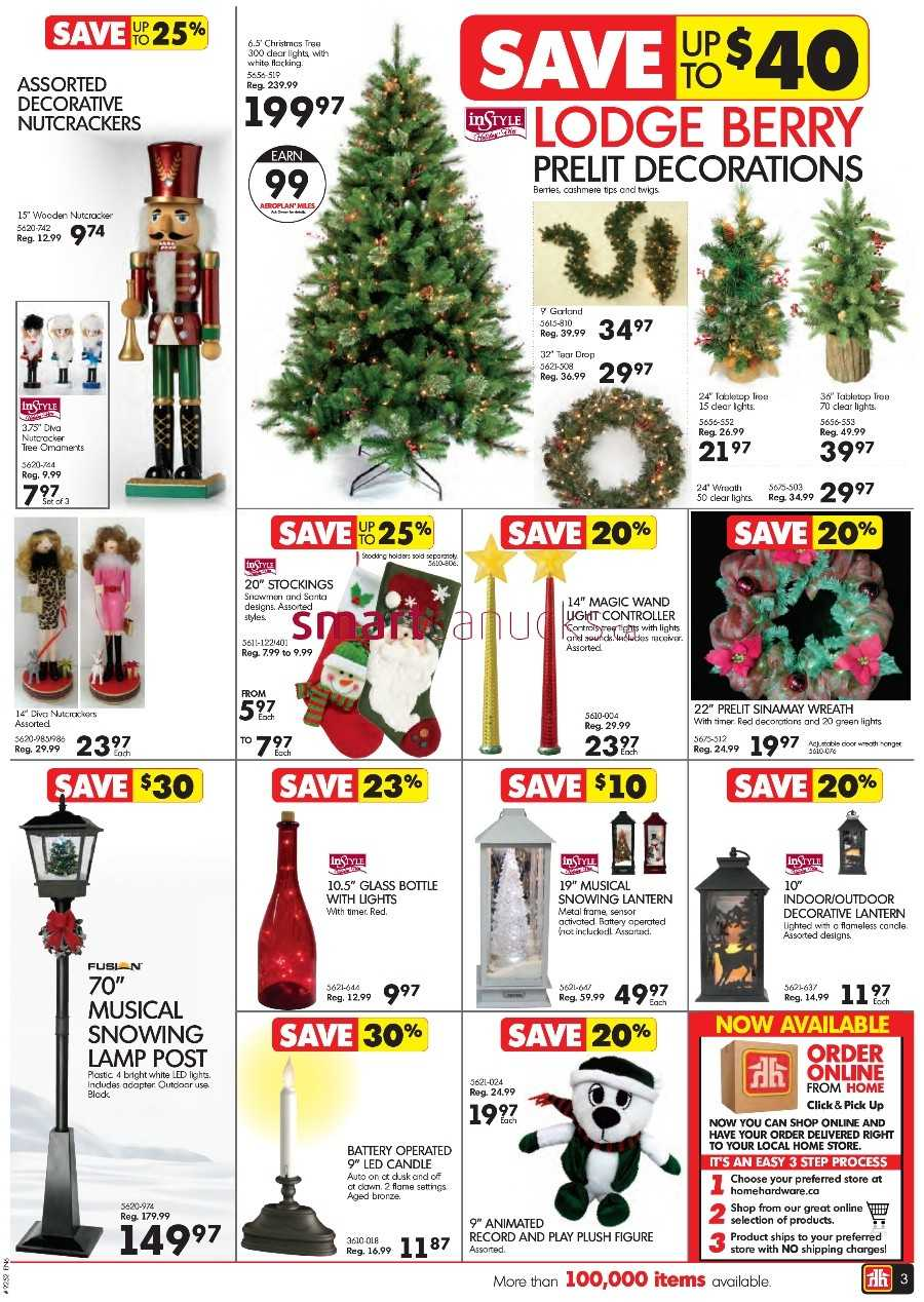 Home Hardware (ON) flyer November 12 to 22