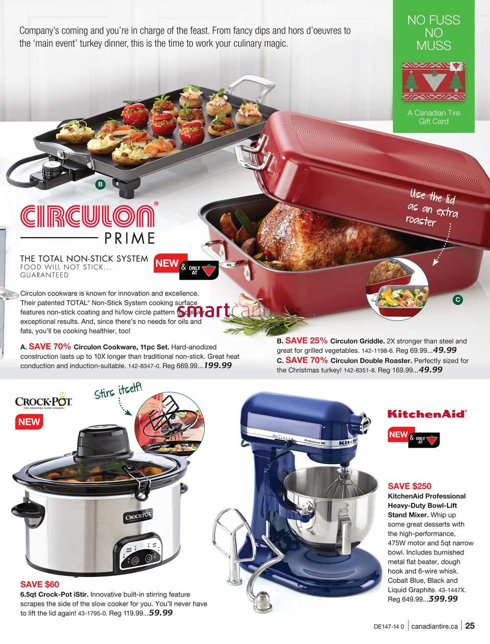 Uncategorized Canadian Tire Kitchen Appliances canadian tire christmas catalog november 14 to december 4