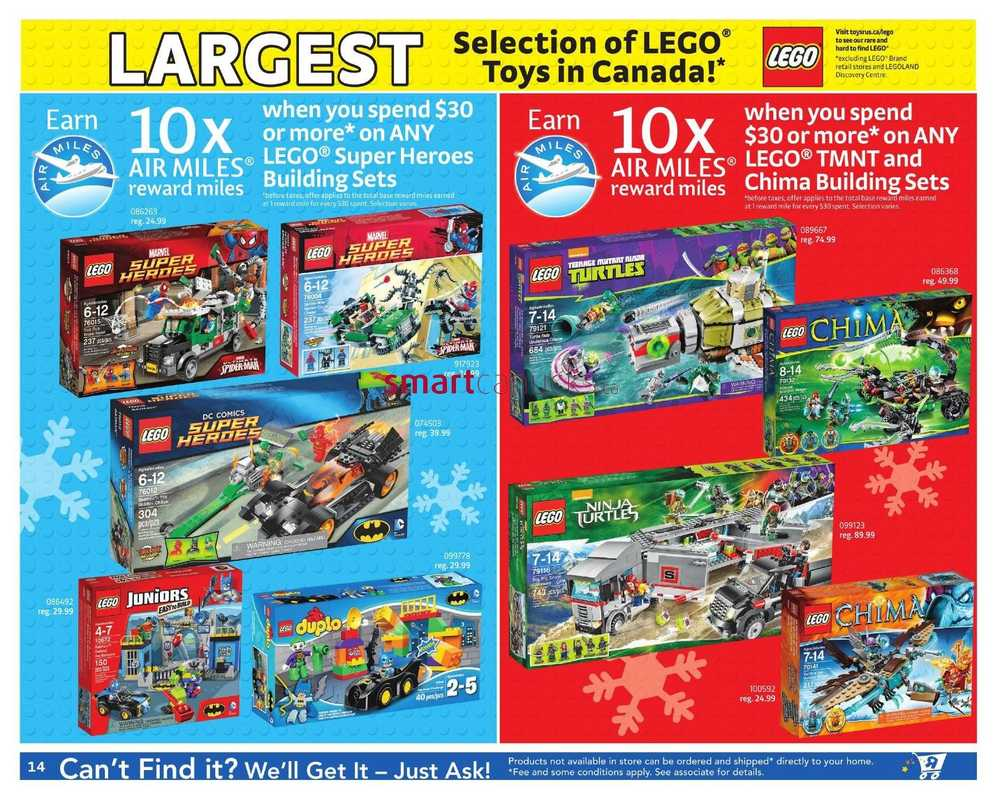 All Toys Toys R Us : Toys r us flyer november to