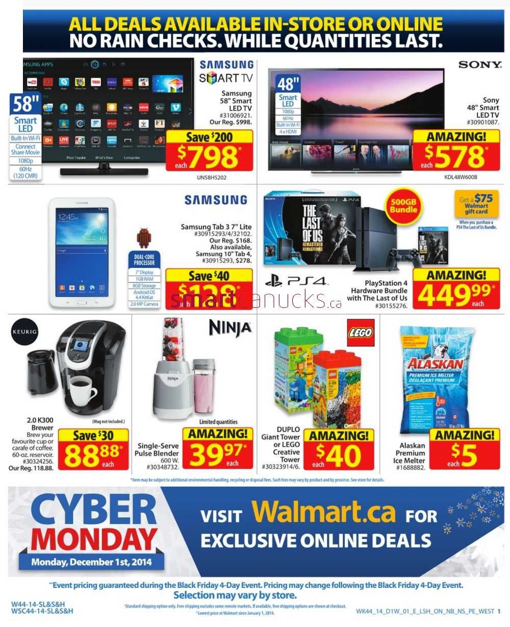 black friday walmart 2016