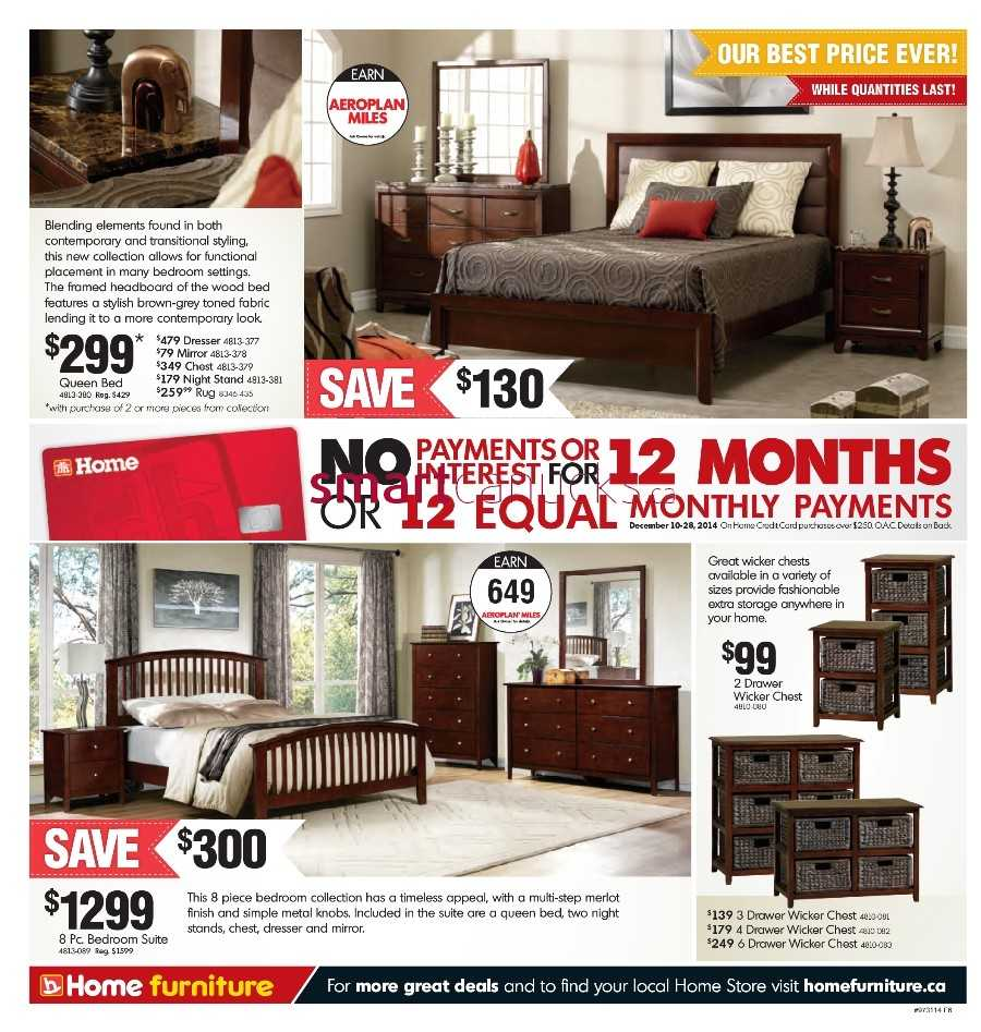 Delightful Furniture Sales Flyer