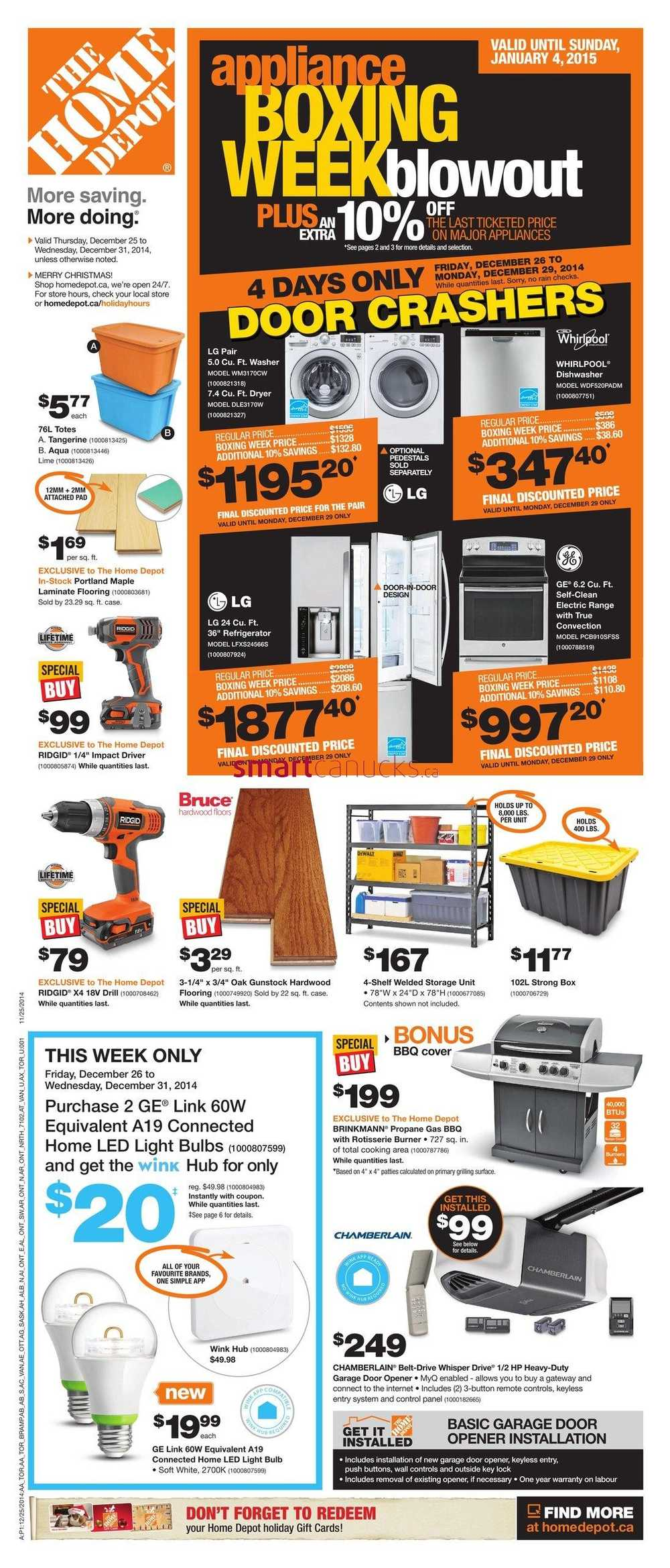 Weekly Flyer For Home Depot Image of Local Worship
