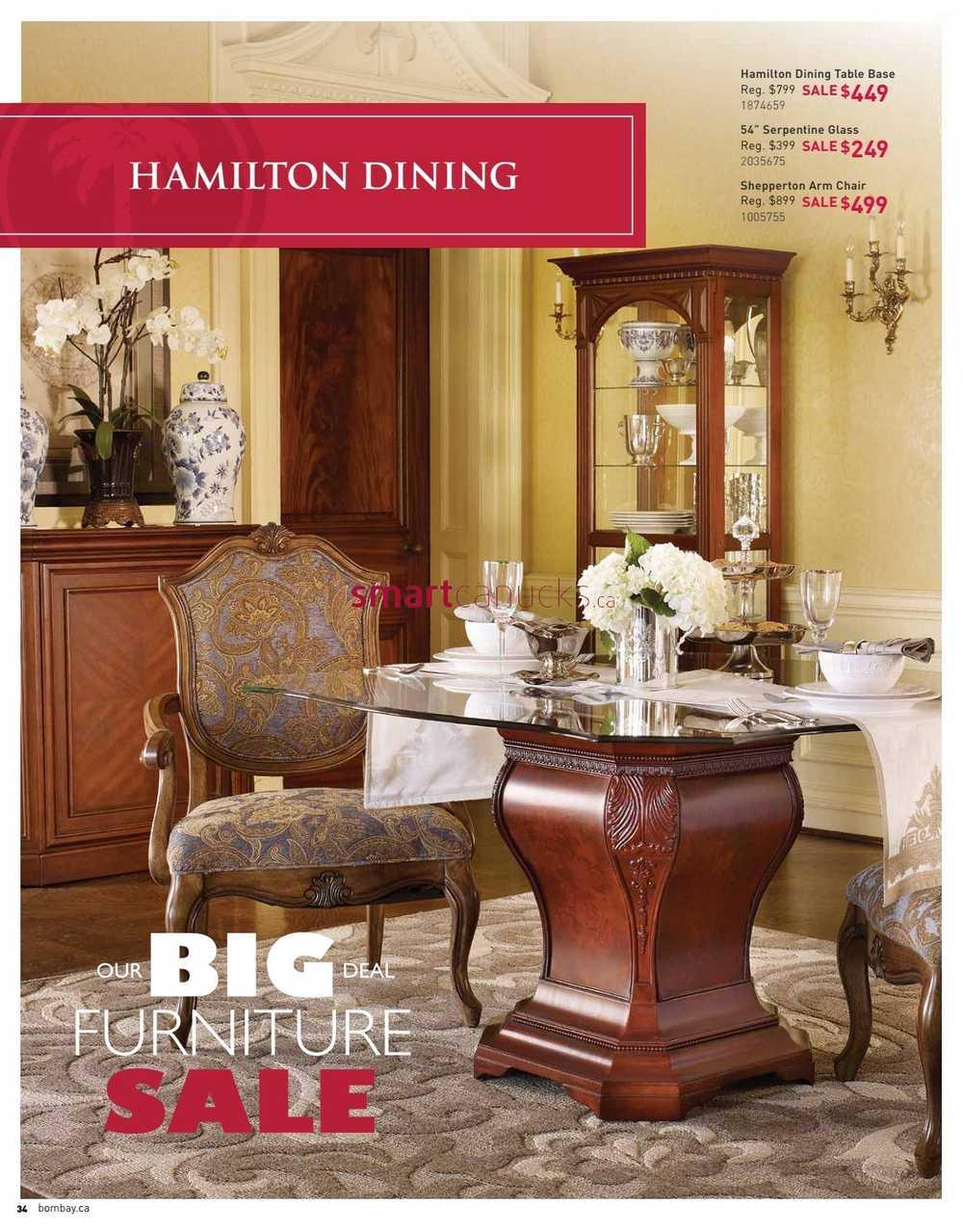 Bombay Furniture Catalog January 20 To February 25