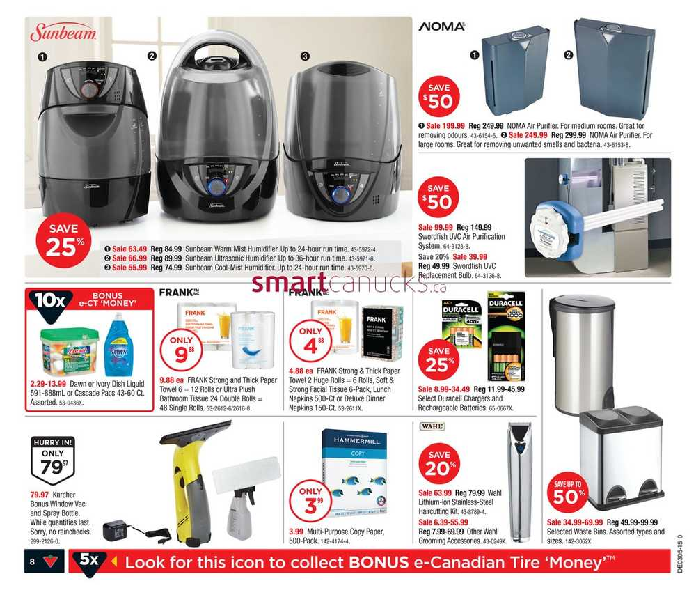 Canadian Tire (ON) Flyer January 30 to February 5